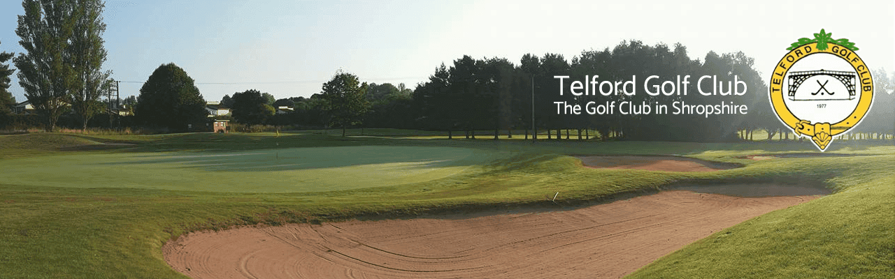 Golf breaks at Telford Hotel & Golf Resort